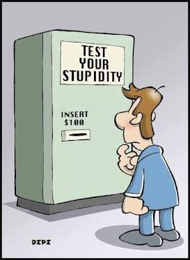 Stupidity Test